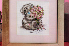 tatty teddy - he is just for you