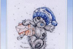 tatty teddy - parcel delivery
